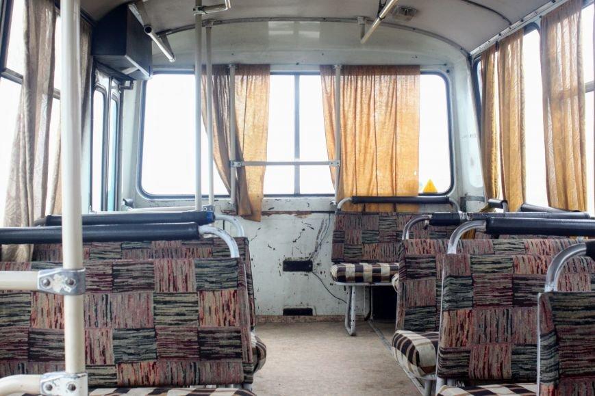 Ревізія ужгородських «маршруток» №10: конфлікт у «ПАЗі», сповідь 3-х водіїв і прохання пенсіонерки (ФОТОРЕПОРТАЖ), фото-10