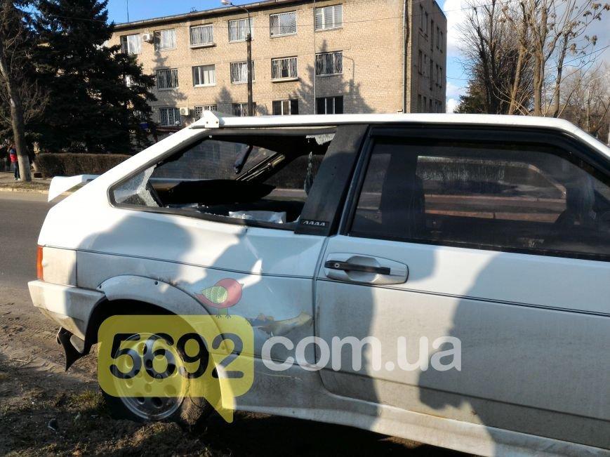В Каменском из-за ДТП пострадала женщина-пешеход, фото-3