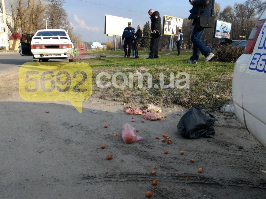 В Каменском из-за ДТП пострадала женщина-пешеход, фото-1