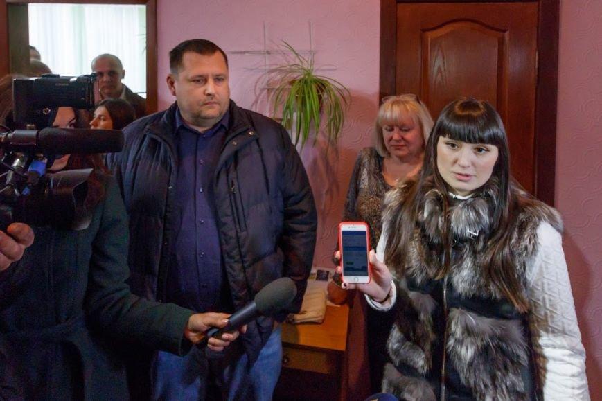 В Днепре стартовал проект «Безопасная школа», который фактически является уникальным для Украины, фото-5