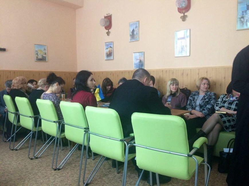 В Каменском состоялась презентация благотворительного фонда «Каритас Каменское», фото-2