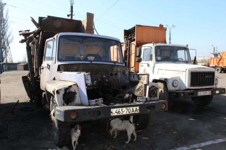 """Каменское """"КАТП 042802"""": списать нельзя ремонтировать, фото-2"""