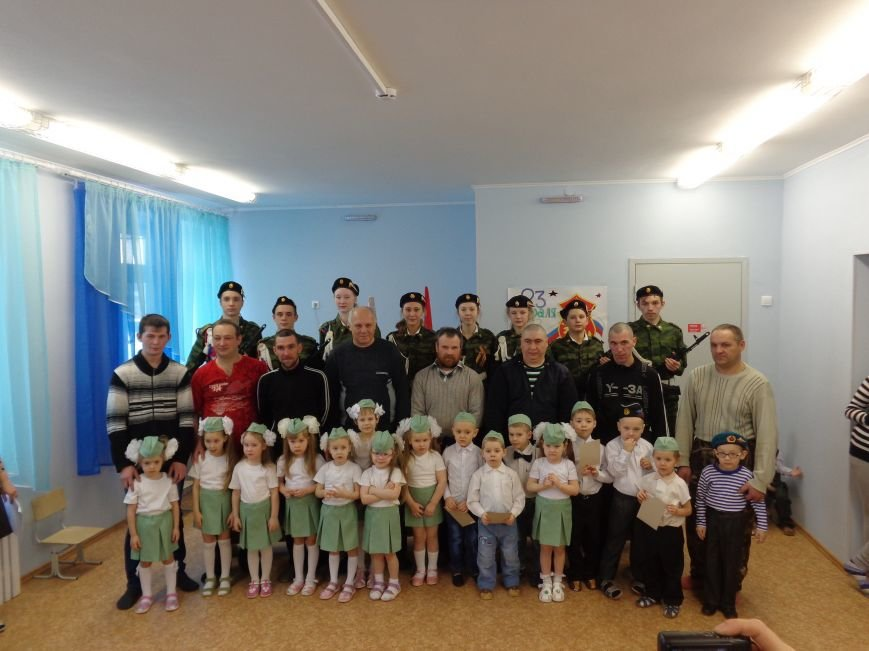Юные патриоты из Полдневой, фото-1