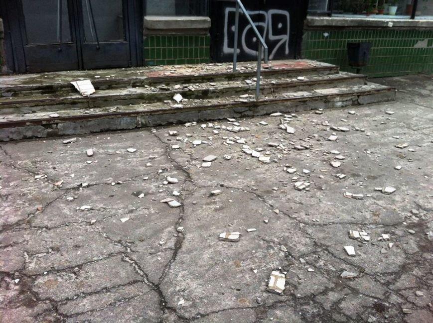 Главная улица Херсона опасна для людей (фото), фото-1