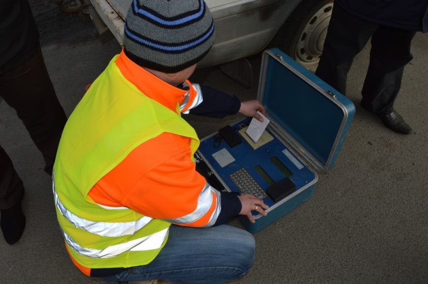 На дорогах Полтавщины производится весовой контроль. Если ваш грузовик слишком тяжёлый, штраф придётся платить в евро (ФОТО), фото-2