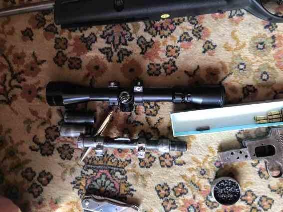 """У будинку ужгородського """"снайпера"""" знайшли арсенал зброї: фото, фото-7"""