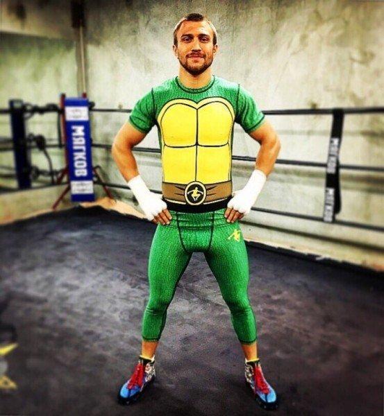 Боксеру из Одесской области вручили престижную награду в США, фото-1