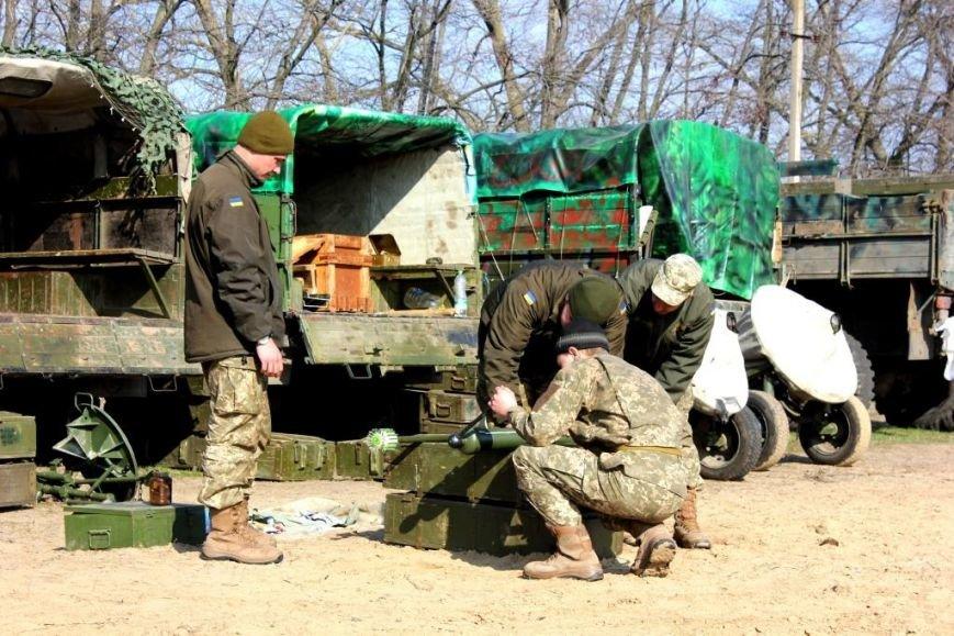 В Херсонской области продолжаются учения по территориальной обороне (фото), фото-1