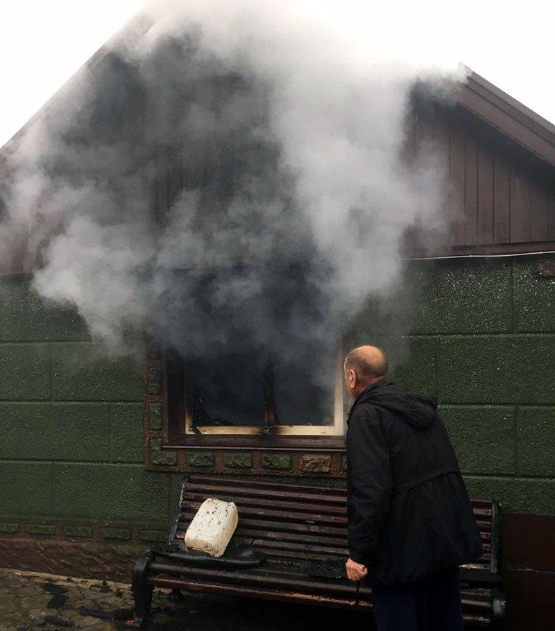 Террористы вновь нанесли удар по Авдеевке - ранена местная жительница, уничтожен дом, фото-2
