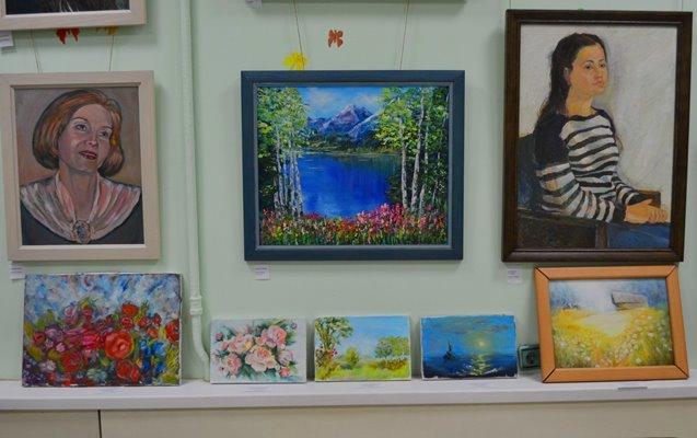 В Черноморске открылась новая художественная галерея (фото), фото-4