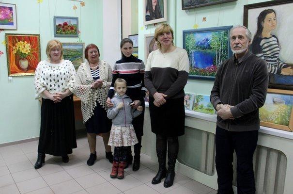 В Черноморске открылась новая художественная галерея (фото), фото-3