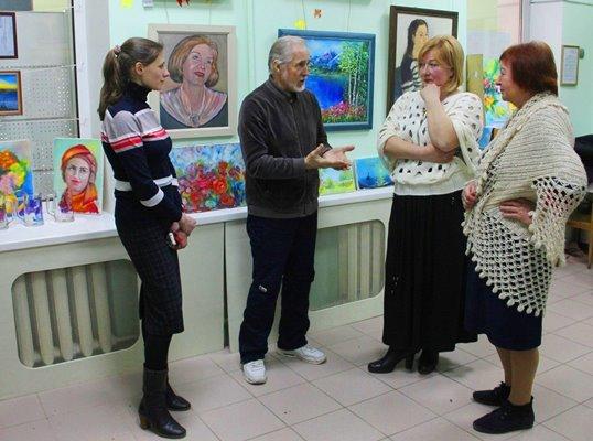 В Черноморске открылась новая художественная галерея (фото), фото-7