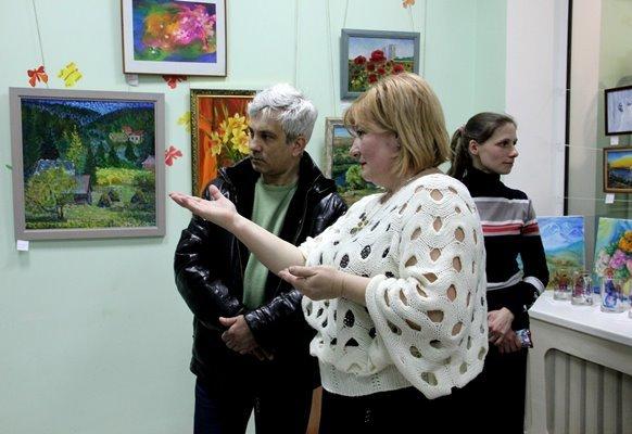 В Черноморске открылась новая художественная галерея (фото), фото-10