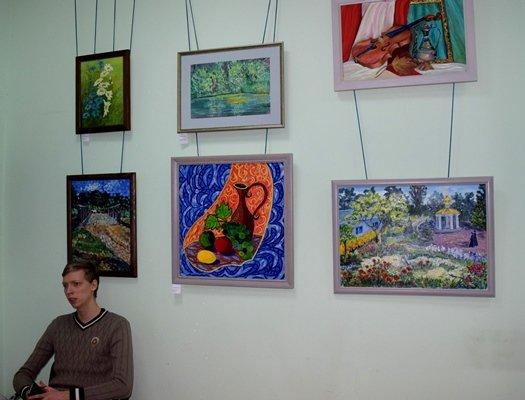 В Черноморске открылась новая художественная галерея (фото), фото-1