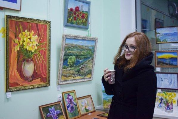 В Черноморске открылась новая художественная галерея (фото), фото-5