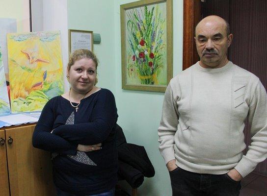 В Черноморске открылась новая художественная галерея (фото), фото-9