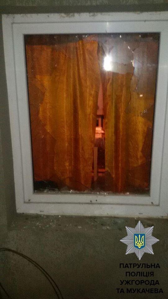 У Мукачеві дебошир через ревнощі побив чоловіка: фото, фото-2