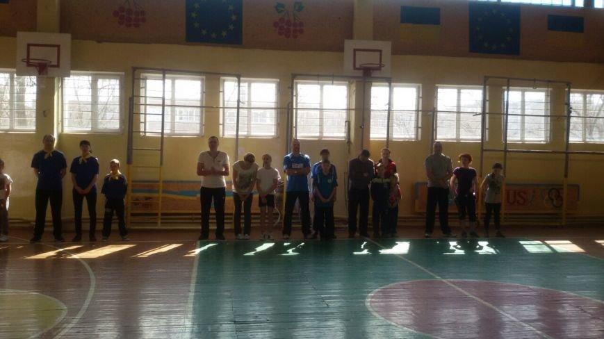 В Каменском соревновались лучшие спортивные семьи Днепровского района, фото-1