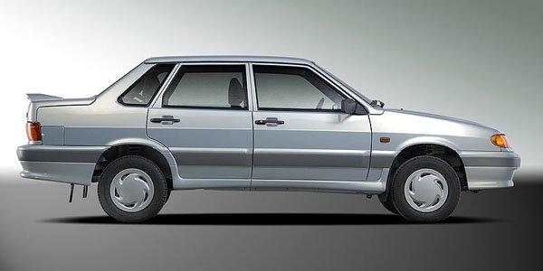 В Каменском угнали 2 автомобиля ВАЗ-2115, фото-1