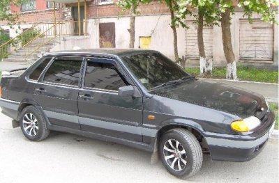 В Каменском угнали 2 автомобиля ВАЗ-2115, фото-2