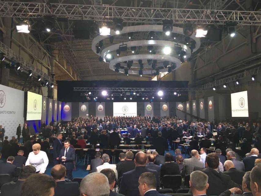 Мэр Кременчуга принимает участие в заседании Совета регионального развития в Киеве (ФОТО), фото-2