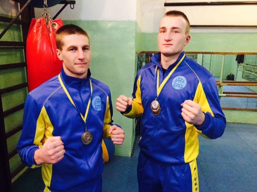 Кам'янчани зайняли призові місця на Кубку України з кікбоксингу, фото-1