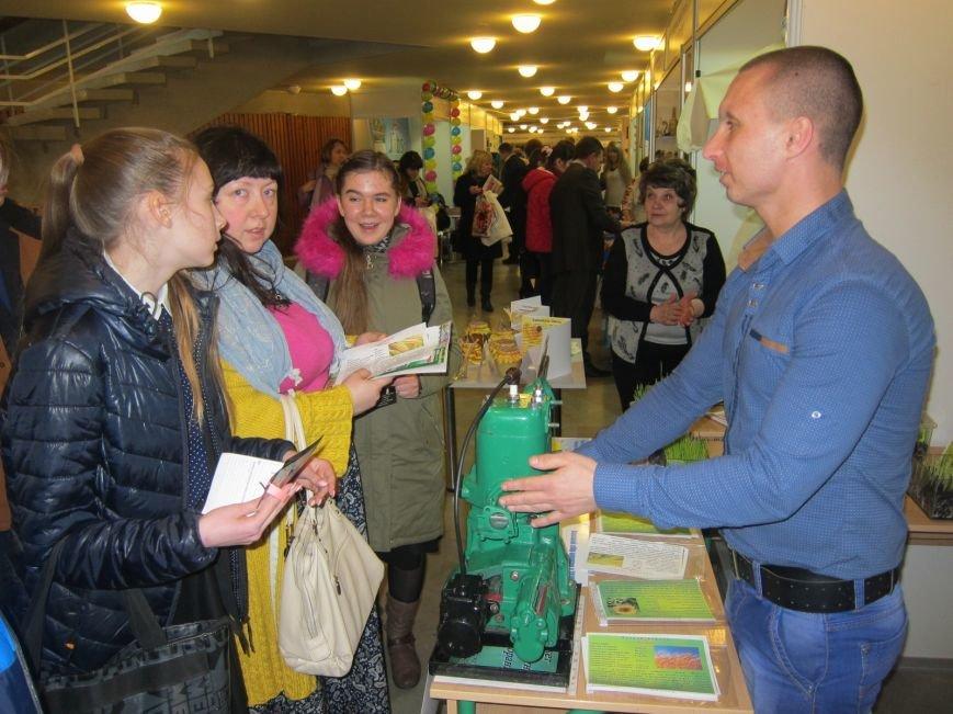 Артемовский профессиональный аграрный лицей вернулся  с Международной выставки с золотом, фото-1