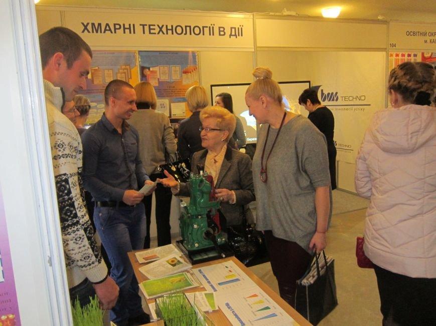 Артемовский профессиональный аграрный лицей вернулся  с Международной выставки с золотом, фото-8
