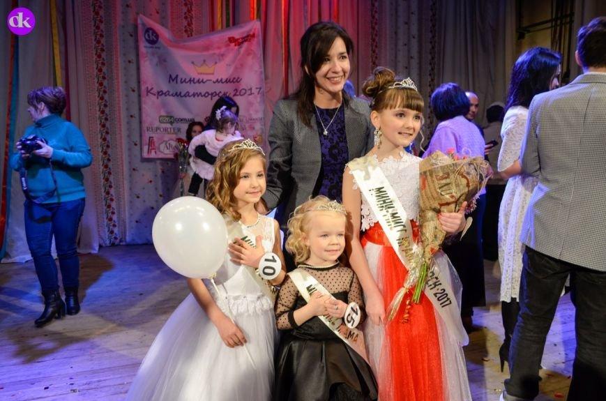 В Краматорске определили самых красивых и талантливых девочек города, фото-4