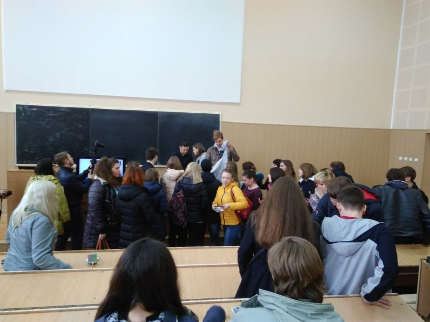 В Краматорске состоялся откровенный разговор с солистом группы «Антитела», фото-2