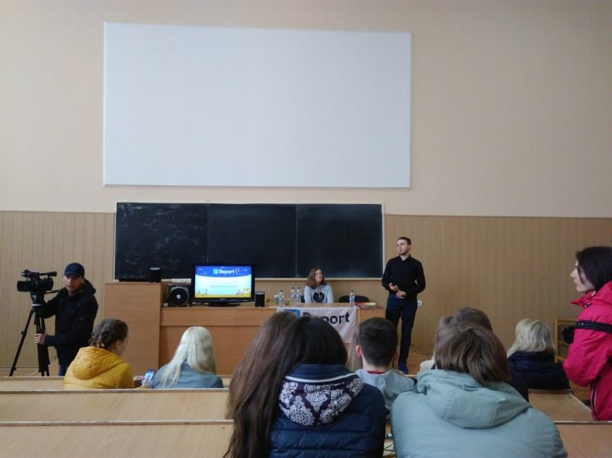 В Краматорске состоялся откровенный разговор с солистом группы «Антитела», фото-1