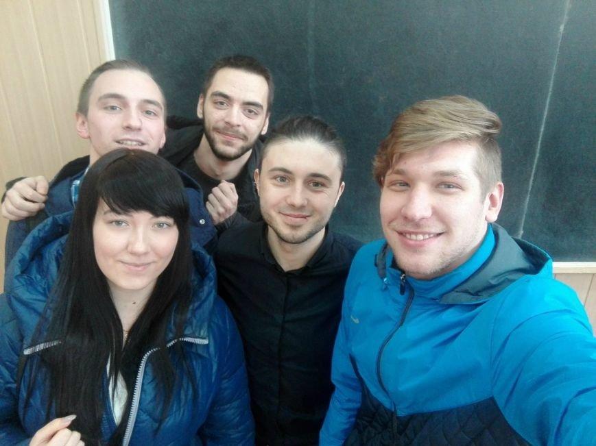 В Краматорске состоялся откровенный разговор с солистом группы «Антитела», фото-3