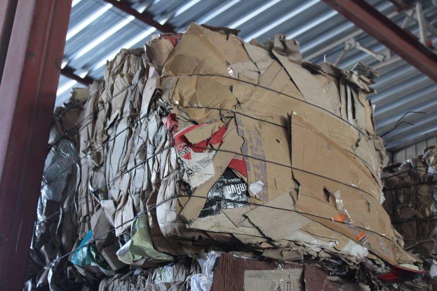 Выбрасывай правильно: экскурсия на запорожский завод по сортировке мусора, – ФОТОРЕПОРТАЖ, фото-2