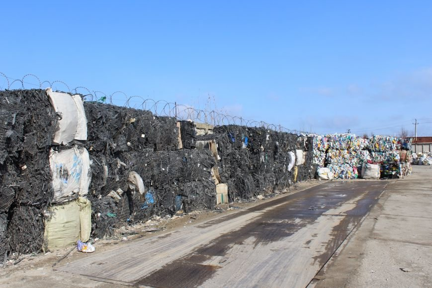 Выбрасывай правильно: экскурсия на запорожский завод по сортировке мусора, – ФОТОРЕПОРТАЖ, фото-9