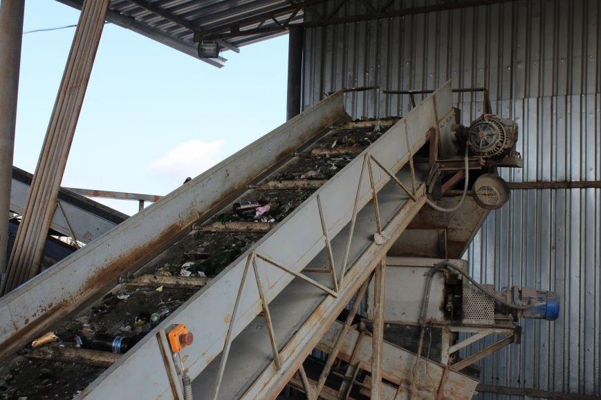 Выбрасывай правильно: экскурсия на запорожский завод по сортировке мусора, – ФОТОРЕПОРТАЖ, фото-20