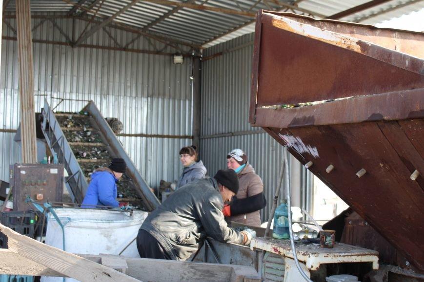 Выбрасывай правильно: экскурсия на запорожский завод по сортировке мусора, – ФОТОРЕПОРТАЖ, фото-19