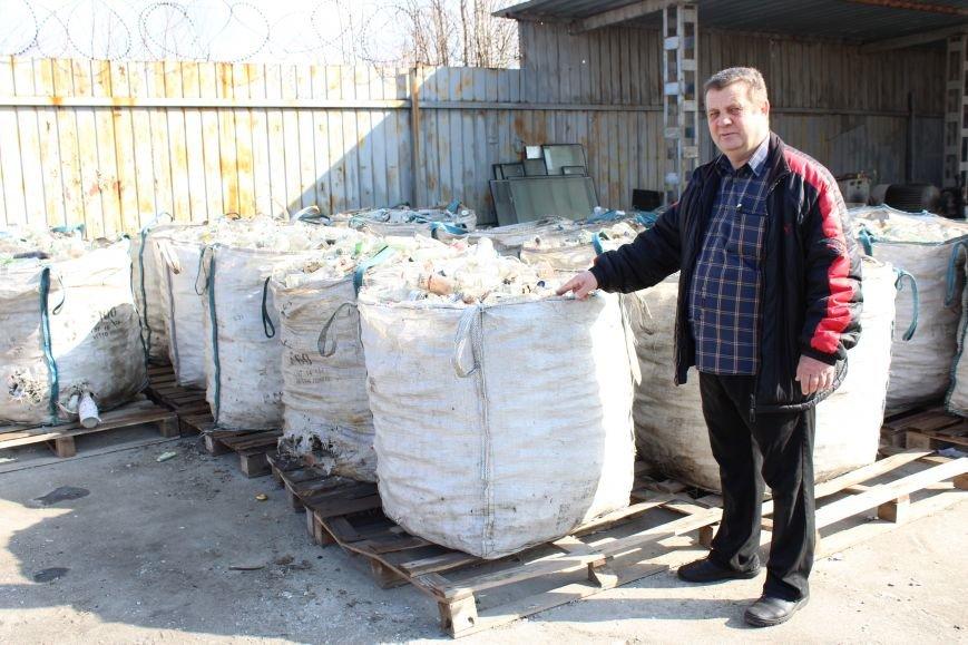 Выбрасывай правильно: экскурсия на запорожский завод по сортировке мусора, – ФОТОРЕПОРТАЖ, фото-25