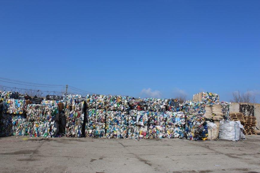 Выбрасывай правильно: экскурсия на запорожский завод по сортировке мусора, – ФОТОРЕПОРТАЖ, фото-15