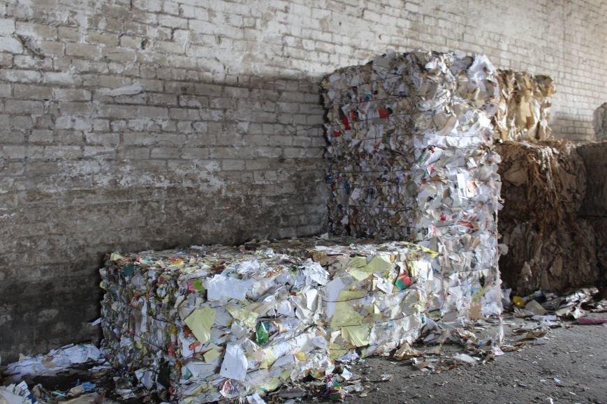 Выбрасывай правильно: экскурсия на запорожский завод по сортировке мусора, – ФОТОРЕПОРТАЖ, фото-5