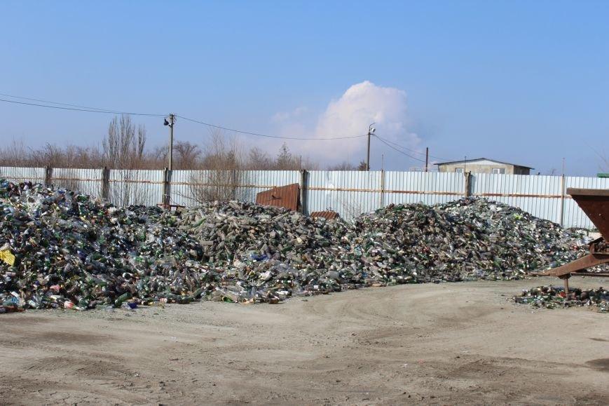 Выбрасывай правильно: экскурсия на запорожский завод по сортировке мусора, – ФОТОРЕПОРТАЖ, фото-16