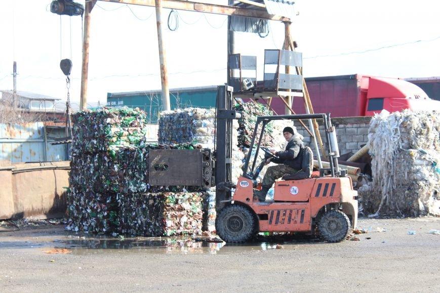 Выбрасывай правильно: экскурсия на запорожский завод по сортировке мусора, – ФОТОРЕПОРТАЖ, фото-27