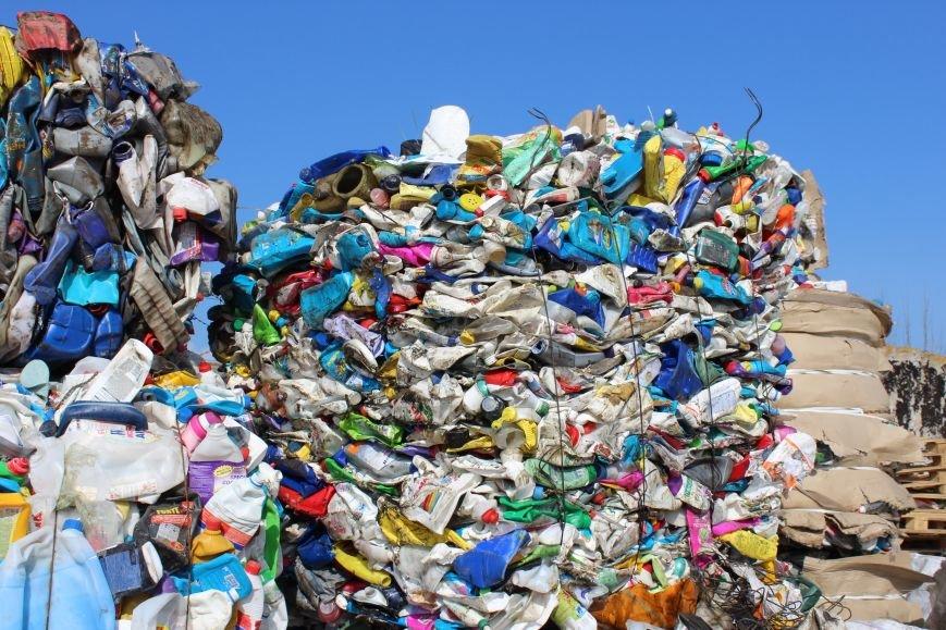 Выбрасывай правильно: экскурсия на запорожский завод по сортировке мусора, – ФОТОРЕПОРТАЖ, фото-14