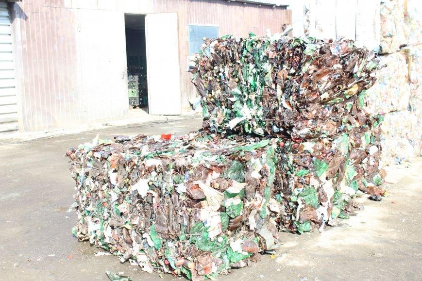 Выбрасывай правильно: экскурсия на запорожский завод по сортировке мусора, – ФОТОРЕПОРТАЖ, фото-28