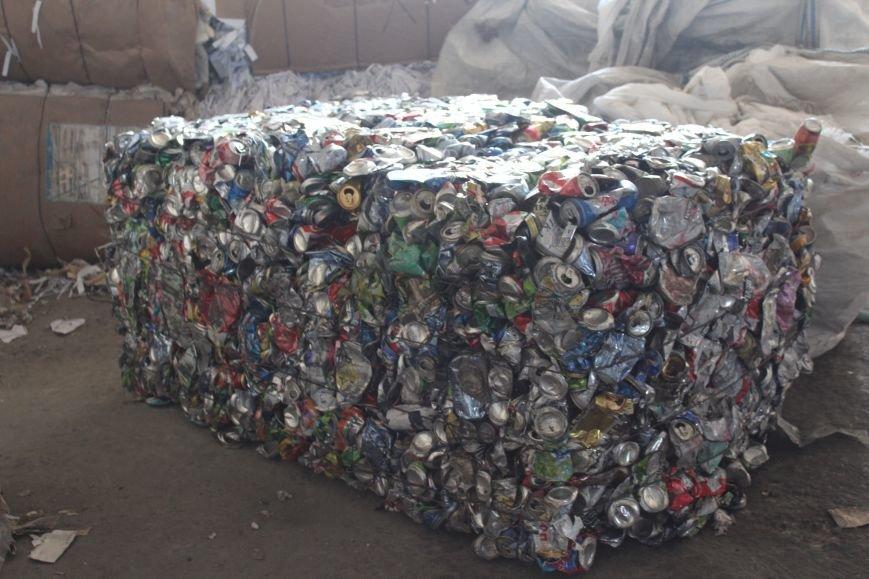Выбрасывай правильно: экскурсия на запорожский завод по сортировке мусора, – ФОТОРЕПОРТАЖ, фото-22