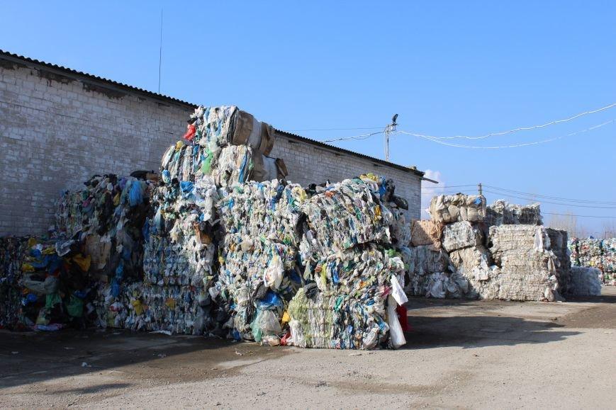 Выбрасывай правильно: экскурсия на запорожский завод по сортировке мусора, – ФОТОРЕПОРТАЖ, фото-12