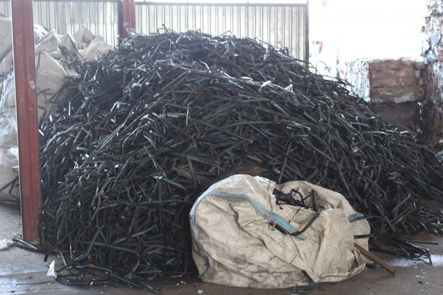 Выбрасывай правильно: экскурсия на запорожский завод по сортировке мусора, – ФОТОРЕПОРТАЖ, фото-7