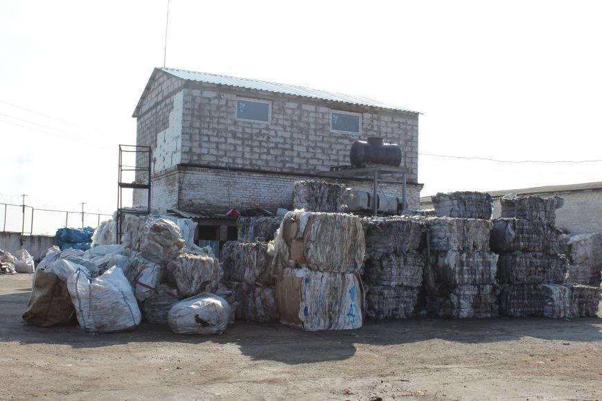 Выбрасывай правильно: экскурсия на запорожский завод по сортировке мусора, – ФОТОРЕПОРТАЖ, фото-24