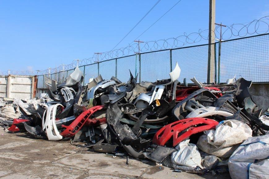 Выбрасывай правильно: экскурсия на запорожский завод по сортировке мусора, – ФОТОРЕПОРТАЖ, фото-23