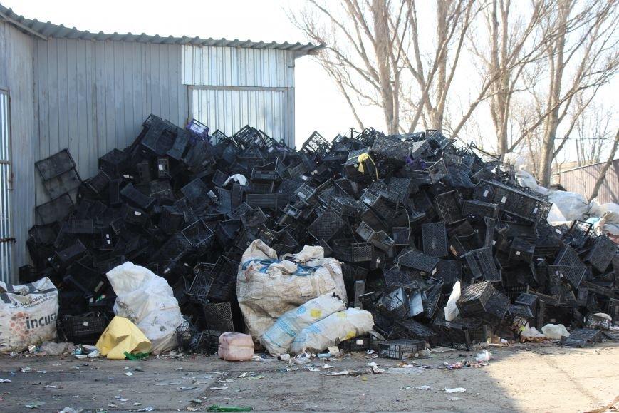Выбрасывай правильно: экскурсия на запорожский завод по сортировке мусора, – ФОТОРЕПОРТАЖ, фото-6