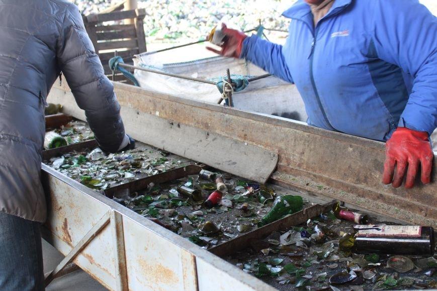 Выбрасывай правильно: экскурсия на запорожский завод по сортировке мусора, – ФОТОРЕПОРТАЖ, фото-21